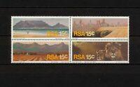 ✔️ (YYBD 320) South Africa RSA 1975 MNH Mi 484 -7 Sc 454a Lion landscape