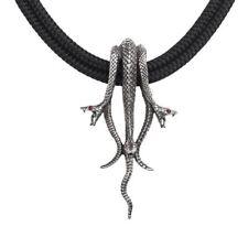 Alchemy Gothic Hydra Pewter Pendant BRAND NEW