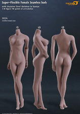 "PHICEN MEDIUM BREAST TAN BODY 1:6 SCALE OR 12"" FIGURE S02-A AVAILABLE NOW RARE"