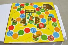 VINTAGE GUMBY AND POKEY PLAYFUL TRAILS GAMEBOARD ONLY