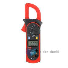 UNI-T UT202A Data Hold 600A DC/AC Voltage AC Current Resistance Digital Clamp Me