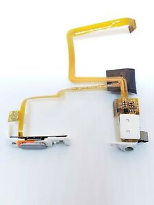 Earphone Jack And Hold Switch For Ipod Classic 7th Generation