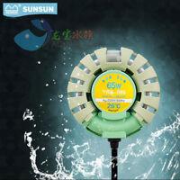 Mini SUNSUN  Internal heater constant temperature 26 ℃ plant fish tank Stealth