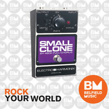 Electro-Harmonix Small Clone Chorus Guitar Effects Pedal 1 Only