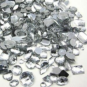 Crystal Gems For Crafts Over 700 Pieces