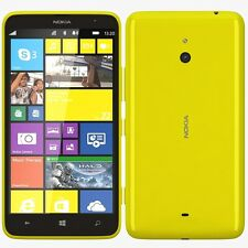 New Nokia Lumia 530 Dual Sim Yellow 4GB Unlocked Windows Phone 1 Year Warrant