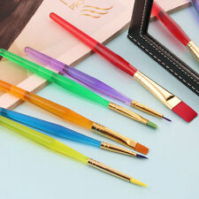 6Pcs Practical Art Crafts Colorful Painting Drawing Pen Brushes Tools Set LD