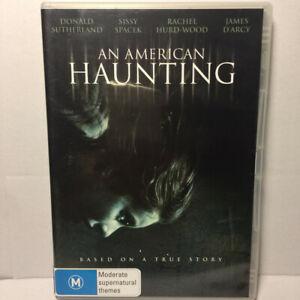 An American Haunting  (DVD, 2005) Region 4 PAL