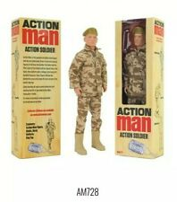 "Action Man Limited Edition Action Soldier 12"" Figure Hasbro New In Box"