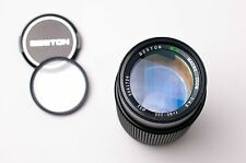 Beston M.C Macro Zoom 80-205mm f/4.5 Caps & Filter for Pentax K Mount (#2208)