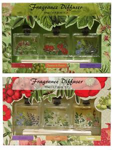 Fragrance Diffuser Giftpack - Set of 3