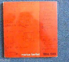 Lyon Camions automobiles Biographie de MARIUS BERLIET 1866- 1949
