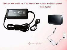 AC Power Adapter Fr Pioneer A3 XW-SMA XWSMA3K XW-SMA3-K Airplay Wireless Speaker