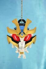 Bandai Kamen Masked Rider Kiva Big Head Gashapon Figure Keychain IXA