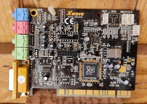 YAMAHA XWAVE LWHA 301J8 Scheda audio sul chip Yamaha YMF754-R PCI FUNZIONANTE
