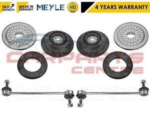 FOR VW MULTIVAN T5 TRANSPORTER T6 UPGRADED TOP MOUNTS  DROP LINKS MEYLE HD