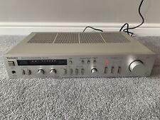 Vintage Technics Intergated Amplifier Stereo SU-Z22 Phono Connection Silver VGC