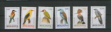 MOLDAVIA-MOLDOVA- MNH** SET-FAUNA-BIRDS-1992.