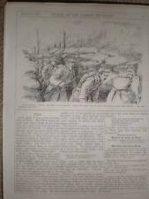 GD Armour Irish joke in WW1 trenches 1916 cartoon