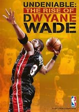 NBA - Undeniable : The Rise Of Dwyane Wade (DVD, 2011)