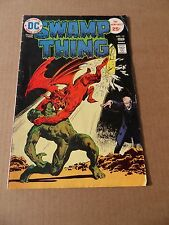 Swamp Thing 15 . DC 1975 - N . Redondo  - VG  +