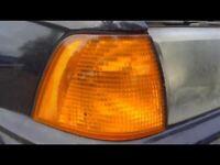 Passenger Corner/Park Light Park Lamp-turn Signal Fits 92-99 BMW 318i 55741