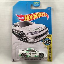 Hot Wheels Custom Acura Integra GSR Honda Integra Tein Ed. JDM * Hard To Find *