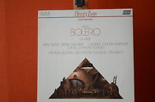 BOLERO the philadelphia Orchestra rca First Class Half speed vinyle LP MINT 1460