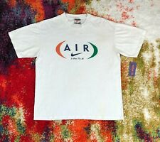 Vintage 90s Nike Air Bootleg Single Stitch 50/50 T-shirt