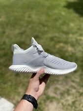 Adidas Alphabounce Beyond Running Shoes Men's Size 12 White BD7095