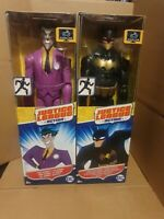 Dc justice league Action Figures The Joker And Stealth Shot Batman New