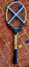 Vintage Tad Davis Professional Tennis Wood Racket Used