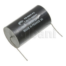 PB-MKP-FC Metalized Polypropylene MKP Audio Capacitor 400V 7uF Axial Leads