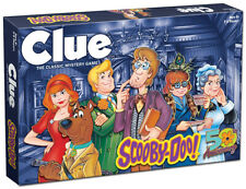 Scooby-Doo CLUE®  AGE 8+  3-6 players  60 minutes