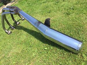 Honda CB750 KZ FA CB 750 KZ FA Exhaust Motad