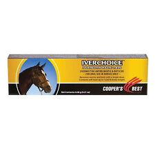 IVERMECTIN PASTE WORMER DEWORMER 1.87% 1 Tube BOTS PARASITES EQUINE HORSE OTC