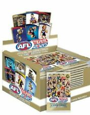 2020 AFL TEAMCOACH TEAM COACH FOOTY TRADING CARDS SEALED BOX 36 PACKS