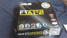 ASUSTeK COMPUTER F1A55-M LE, Socket FM1, AMD (90-MIBH00-G0EAY0GZ) Motherboard