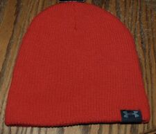 e10a03435 Under armour Fitted Solid Beanie Hats for Men for sale | eBay