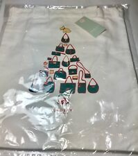 RADLEY CHRISTMAS TREE Canvas TOTE BAG Shopper Book Bag