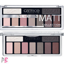Catrice The Modern Matt Collection Eyeshadow Palette Eye Shadows Nude