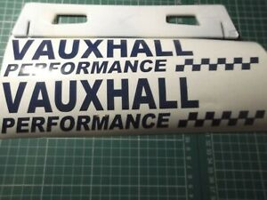 VAUXHALL SPORT  CAR STICKERS DECAL