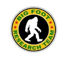 Big Foot  Sticker (All stickers can be done yeti cup size to large message us )