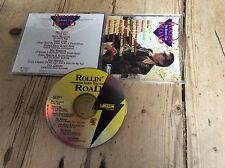 rollin' on down the road-red simpson/Red sovine/moon mullican 1994 power pak cd
