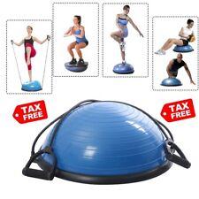 Bosu Style Balance Ball Trainer Strength Training Yoga Endurance Home Workout