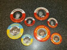 TOMMY  JANSSON   SPEEDWAY BADGES X8