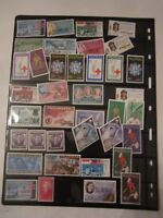 114 PHILIPPINO STAMPS - EARLY STAMPS AND BEYOND - MINT NH - SEE PHOTOS