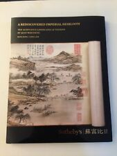 SOTHEBY A REDISCOVERED IMPERIAL HEIRLOOM BY QIAN WEICHENG APR. 3, 2018 HK