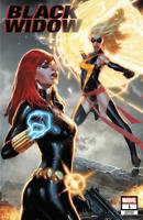 Black Widow #1 Jay Anacleto Variant (Marvel 2019)