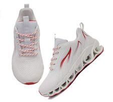 APRILSPRING Women Walking Running Shoes - White
